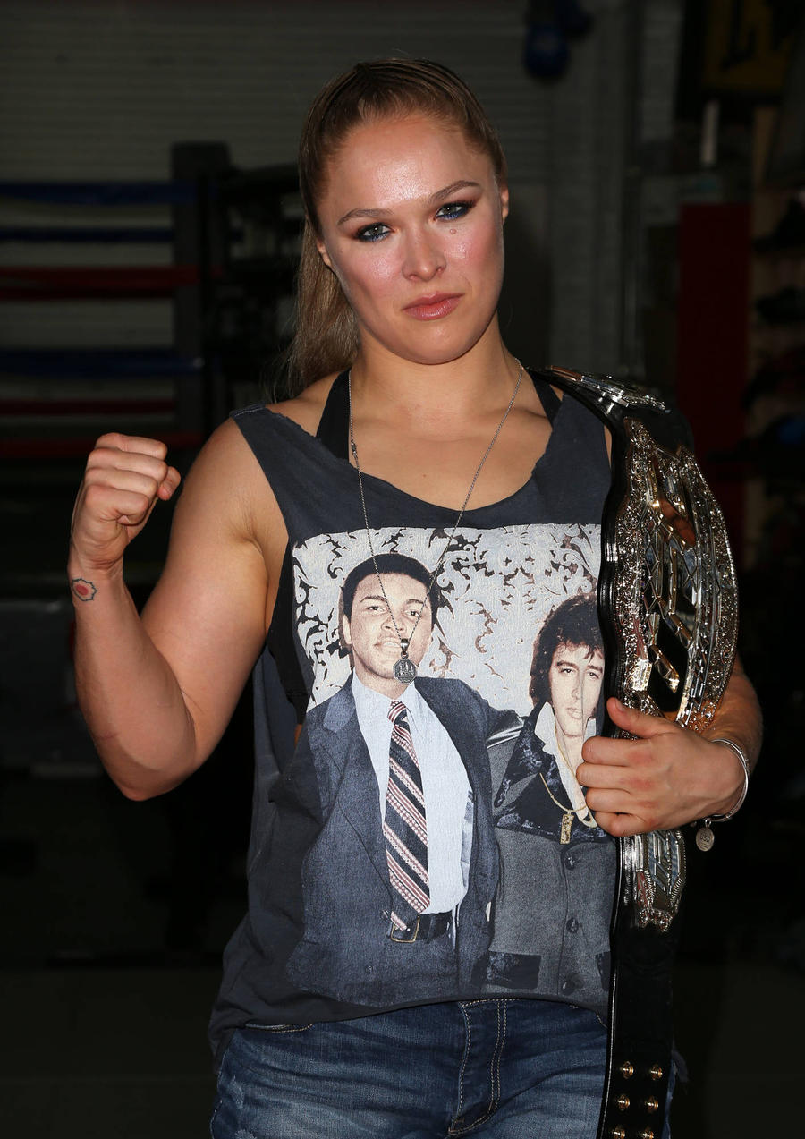 Ronda Rousey Loses Big Fight Comeback