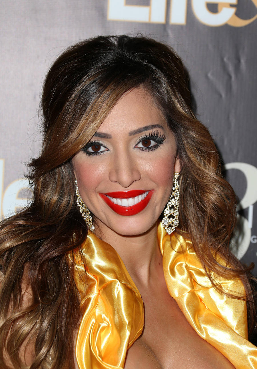 Farrah Abraham Assault Case Dropped