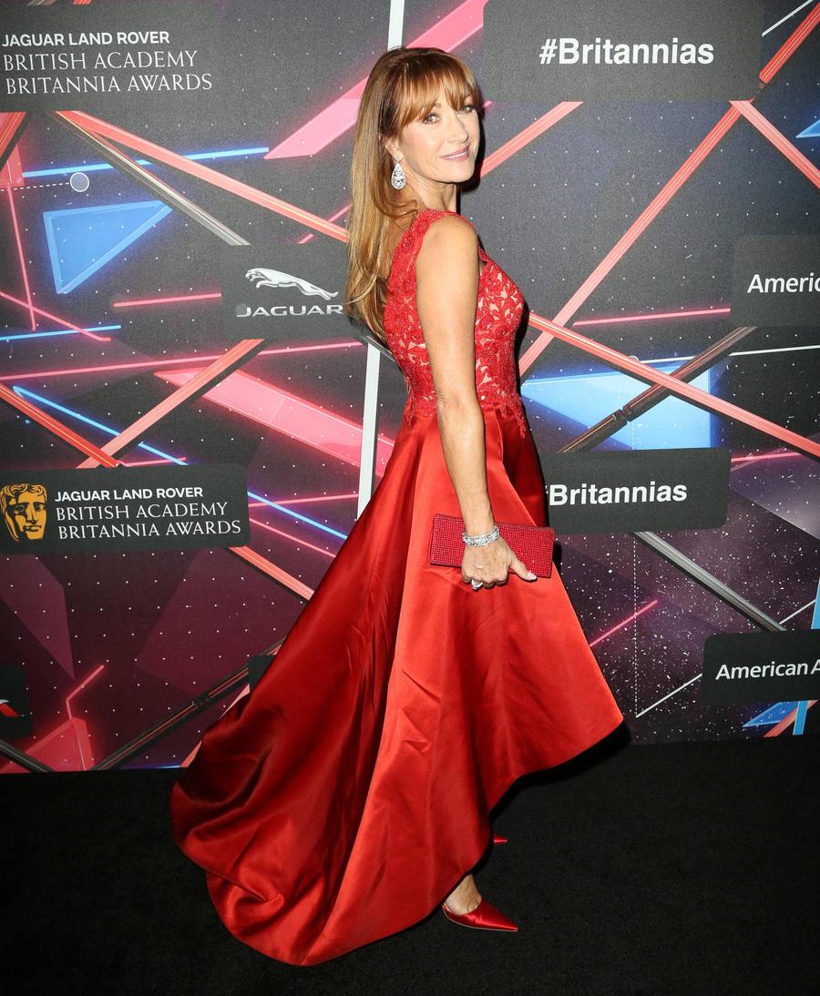 New Mum Katherine Flynn Signs On For Love Scenes In Mum Jane Seymour's New Film