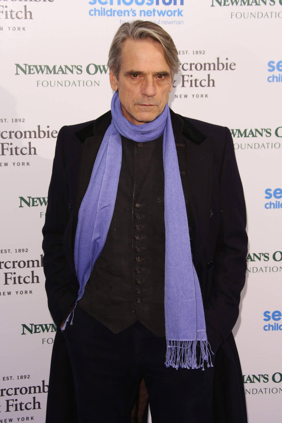 Jeremy Irons Apologises For Radio Show F-bomb