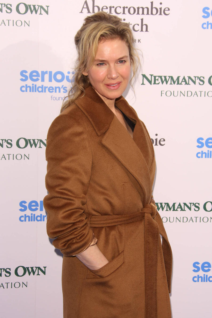 Renee Zellweger: 'It's Time To Get Over Bridget Jones' Weight'