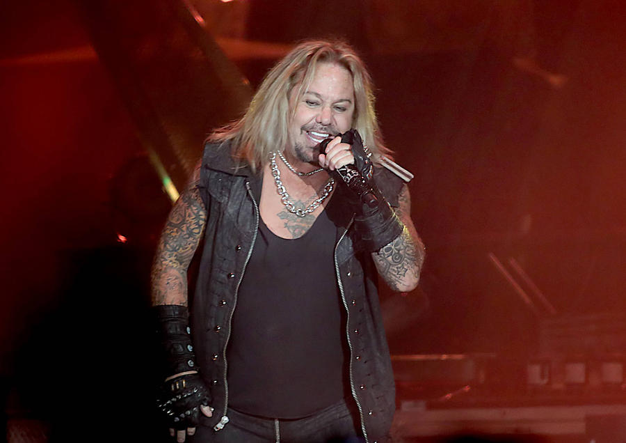 Vince Neil: 'I've Been Uninvited From Donald Trump's Inauguration'