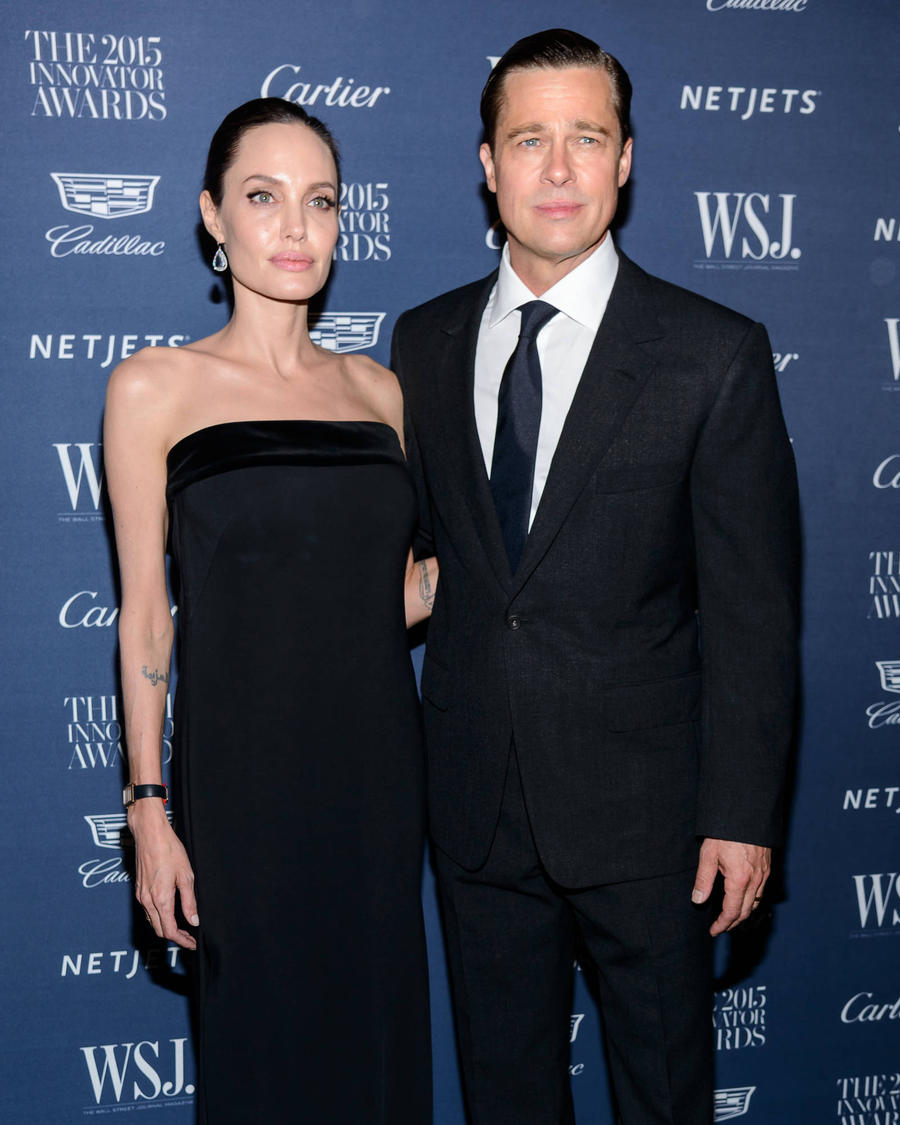 Vagrant Held At Home Of Angelina Jolie And Brad Pitt