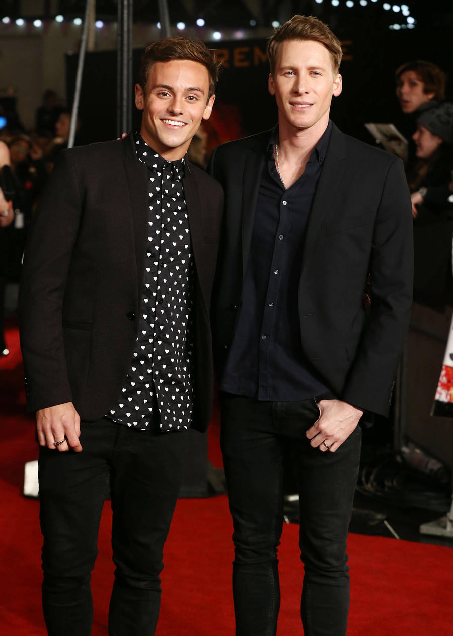 Dustin Lance Black Accuses Sam Smith Of Texting Fiance