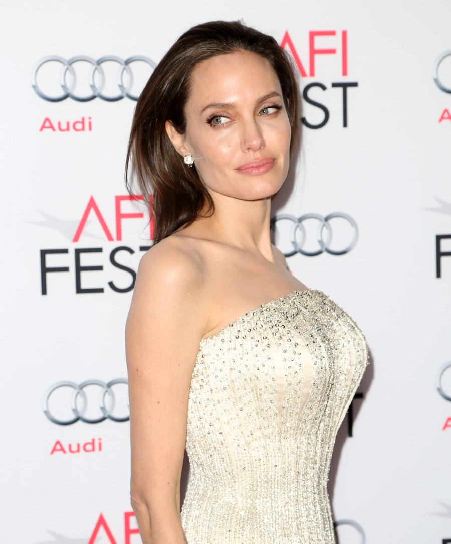 Angelina Jolie Meets With Fbi Investigators
