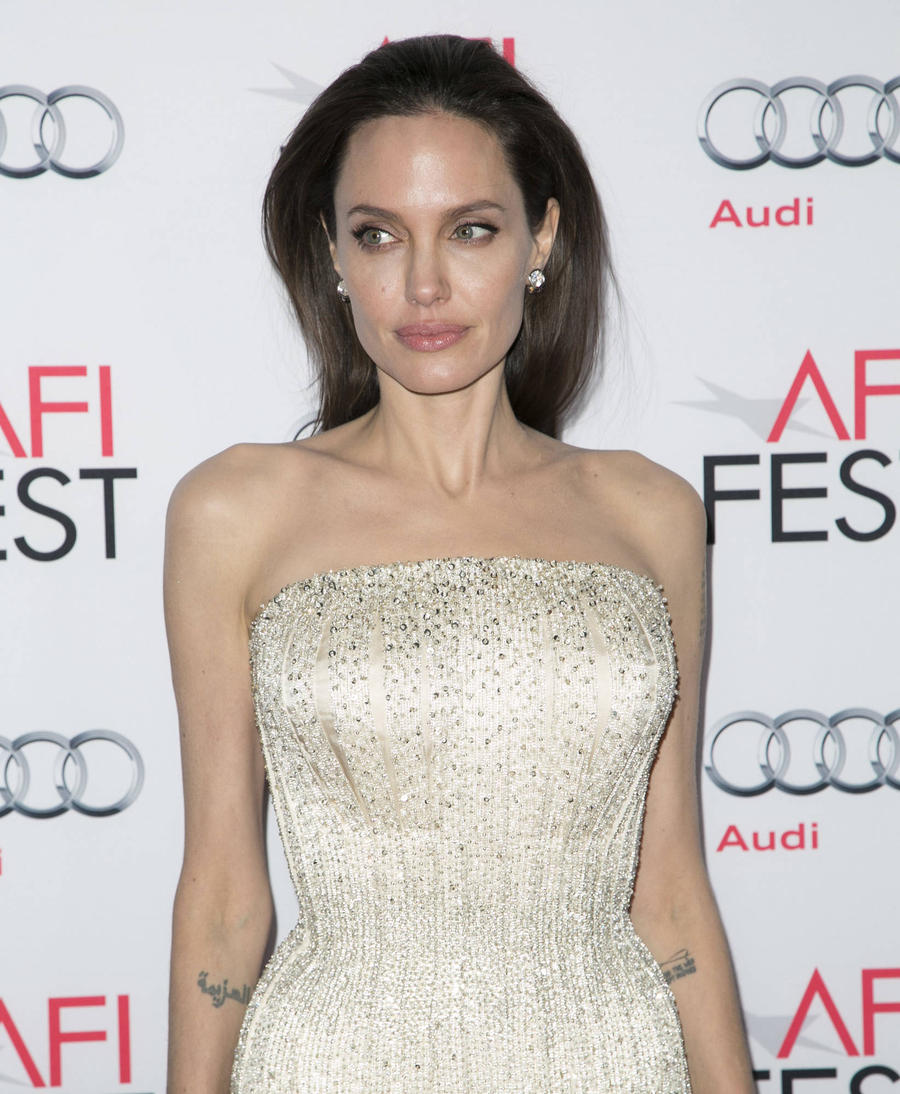 Angelina Jolie Makes Surprise Speech At Un Peacekeeping Summit