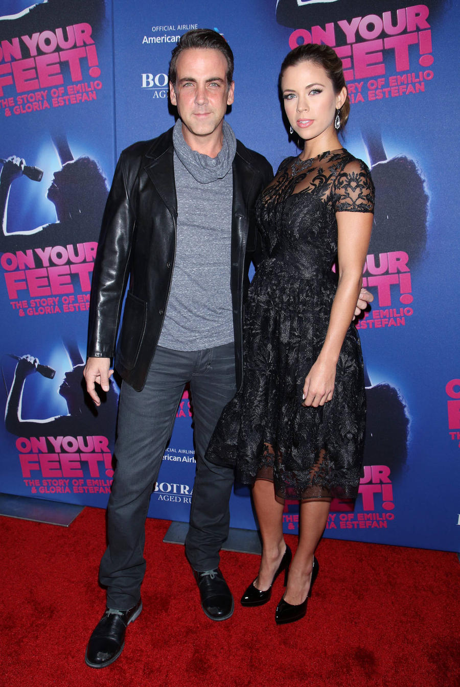 Latin Actors Carlos Ponce And Ximena Duque Call It Quits