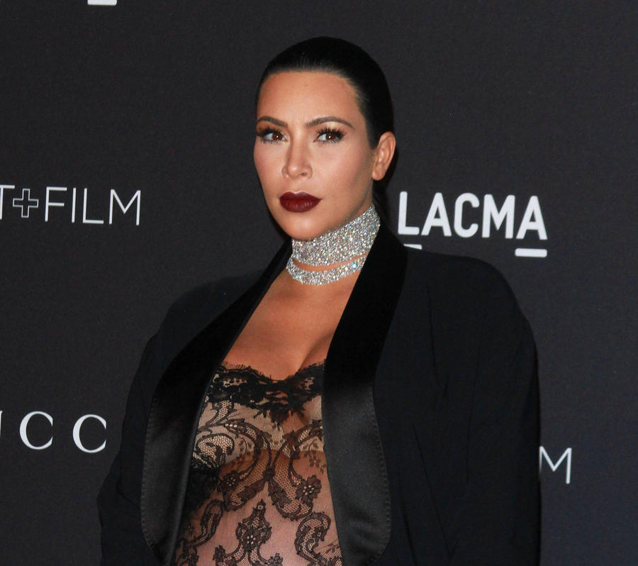 Kim Kardashian: 'Having Two Kids Is Hard'