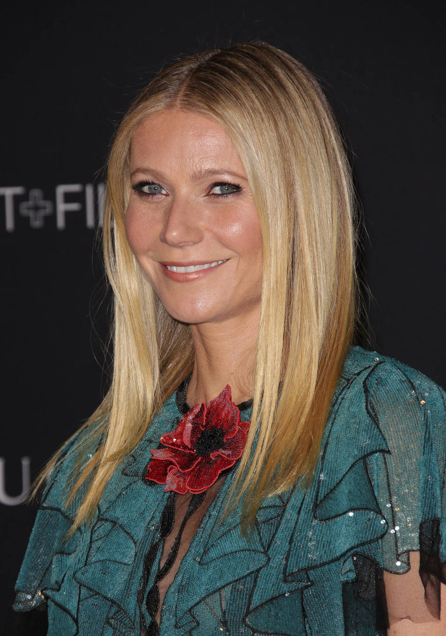 Gwyneth Paltrow Struggles With Daughter's Meat-free Diet