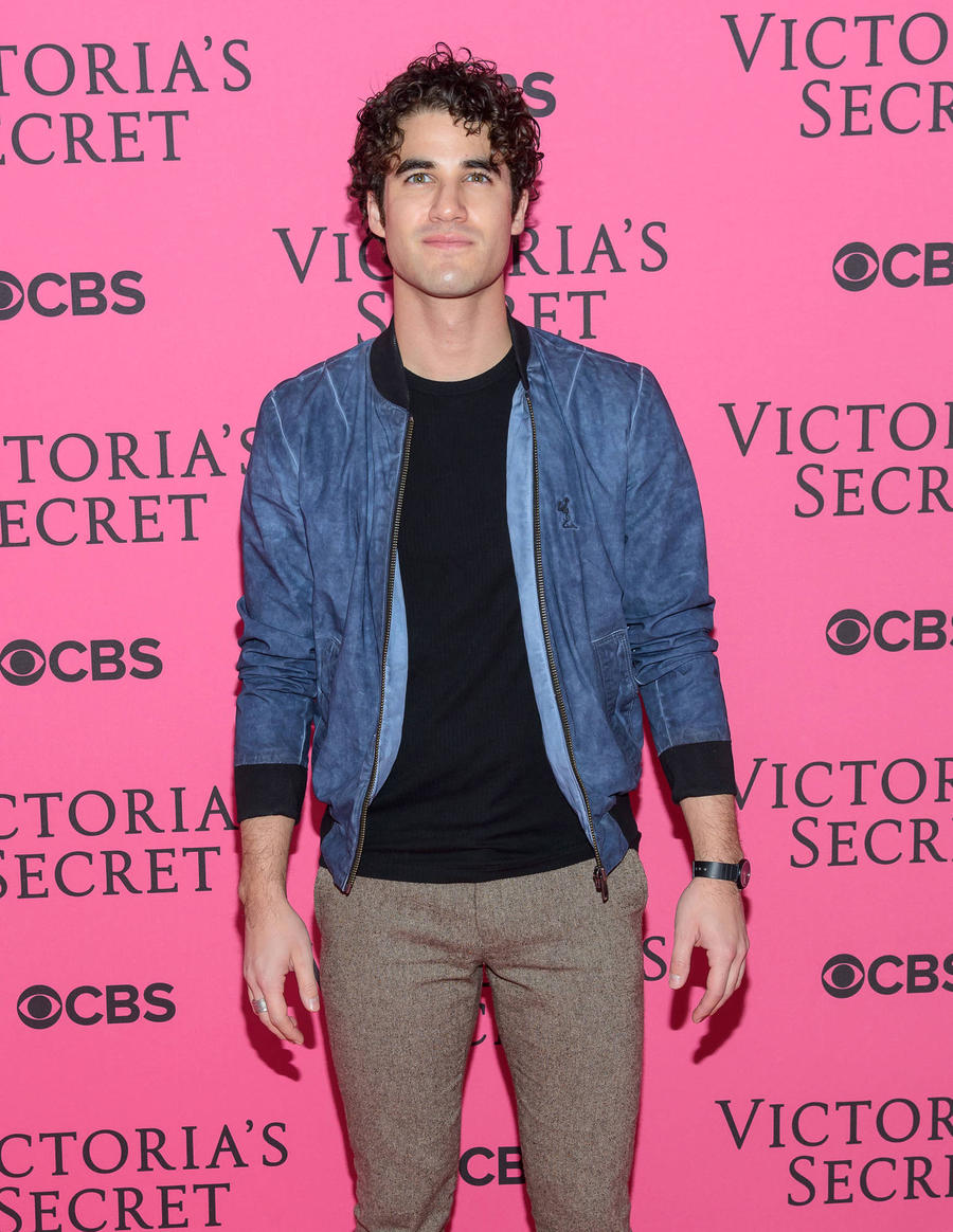 Darren Criss Joins Former Glee Pals On The Flash/supergirl Musical Project