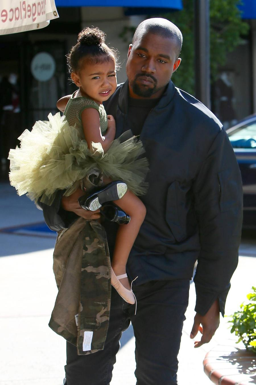 North Flushed Kanye West's Early Album Raps Down The Toilet