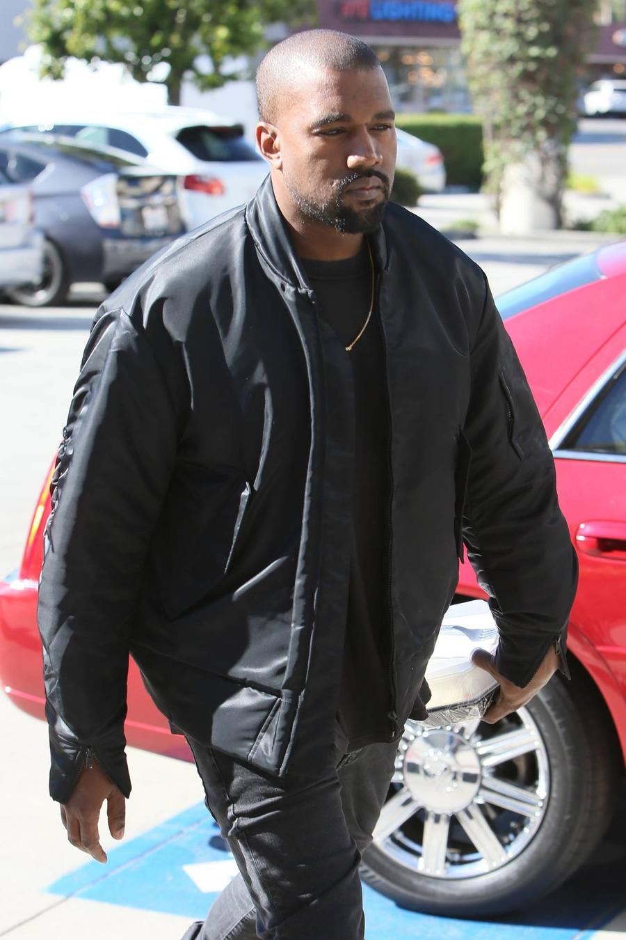 Kanye West Apologises After Involving Amber Rose's Son In Twitter Spat
