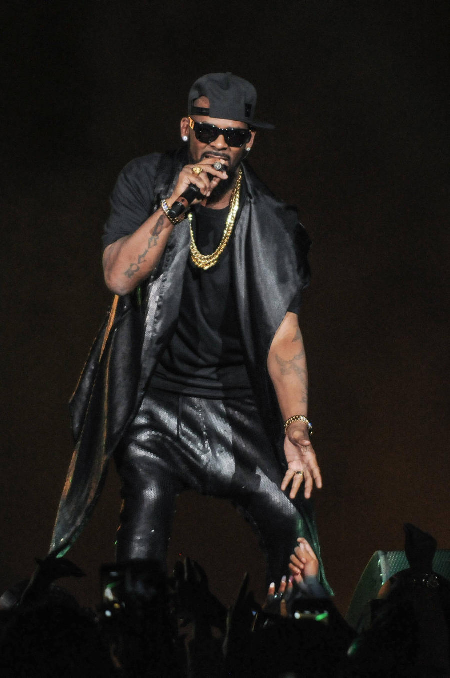 Petition Calls For R. Kelly To Be Dropped From Soulquarius Festival Lineup