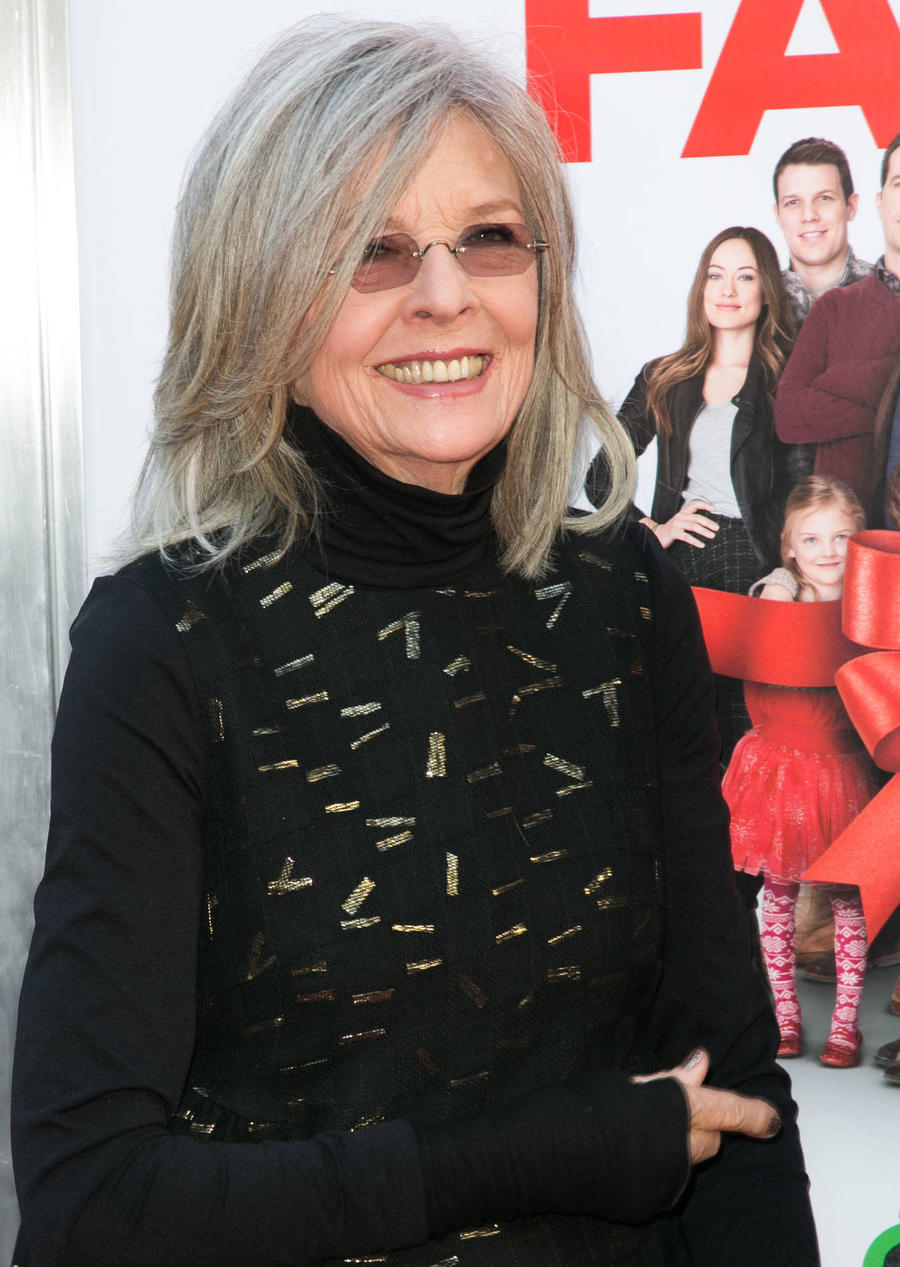 Diane Keaton: 'I'm Sexually Frustrated'
