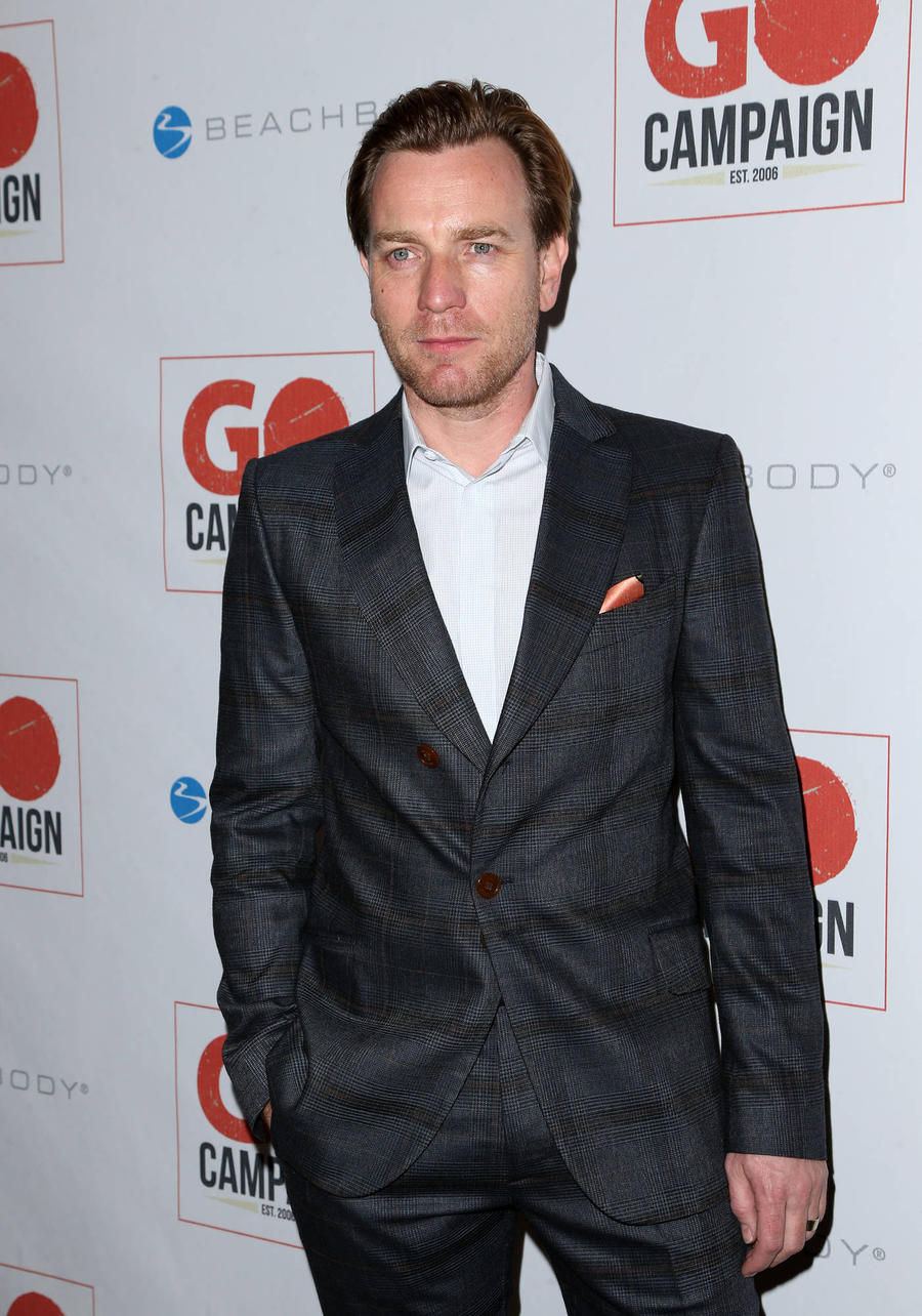 Ewan Mcgregor Channelled Pain Of Daughter Leaving Home For New Movie