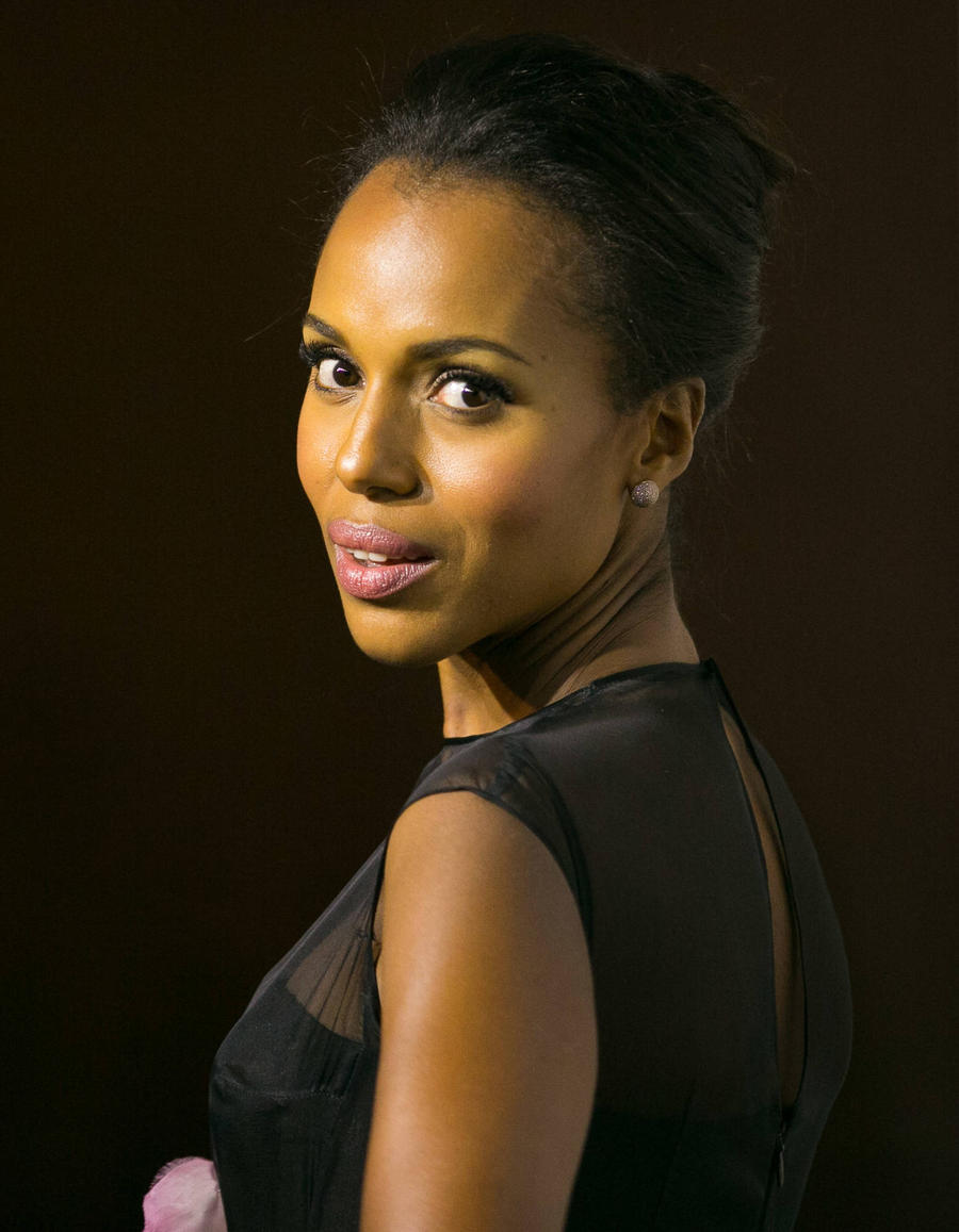 Kerry Washington Honoured At Harvard University As Her 39th Birthday Looms