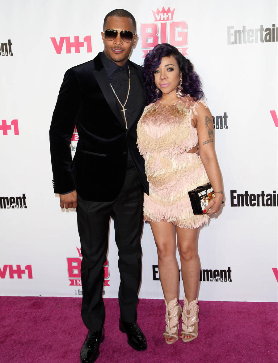 T.i.'S Wife Tiny Files For Divorce - Report