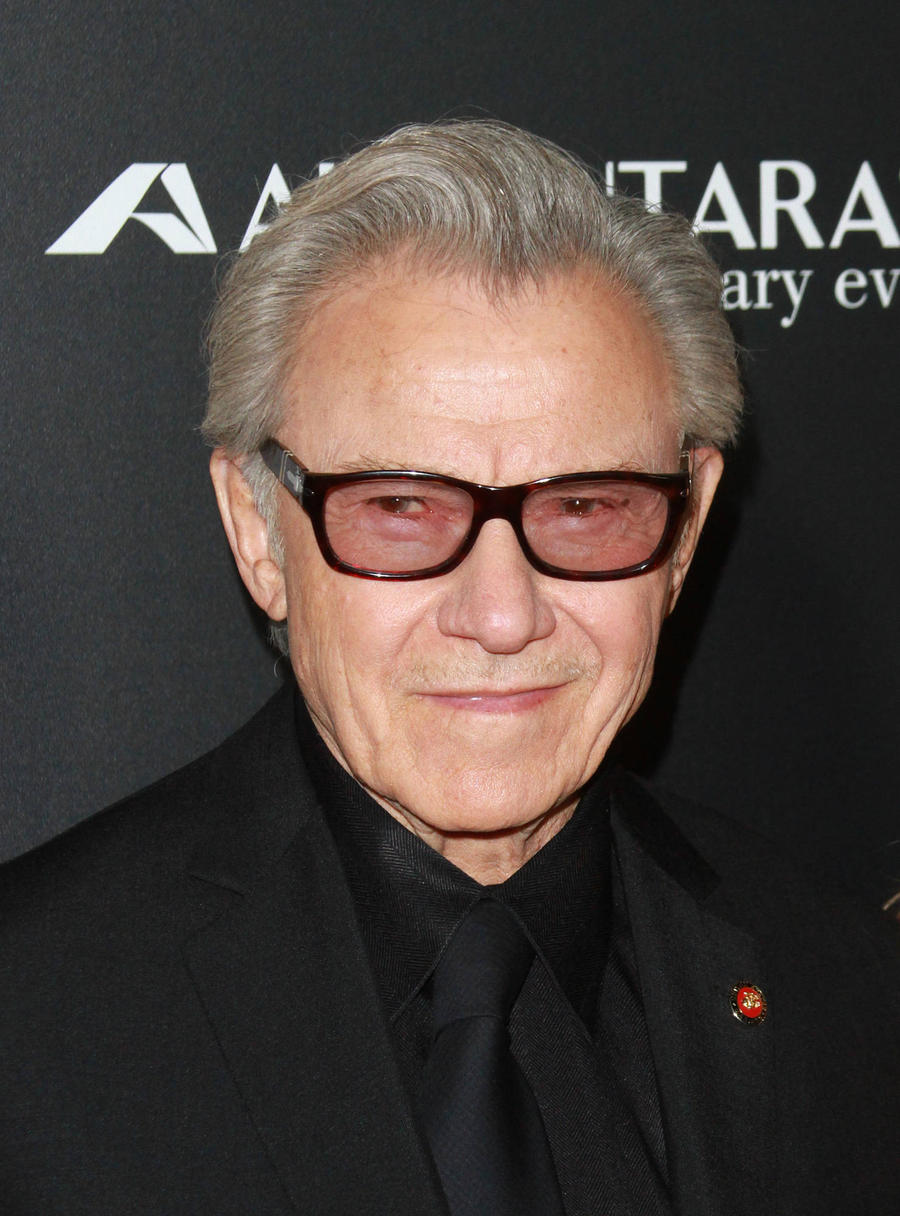 Harvey Keitel: 'I'M So Fatigued... My Stutter Has Returned'