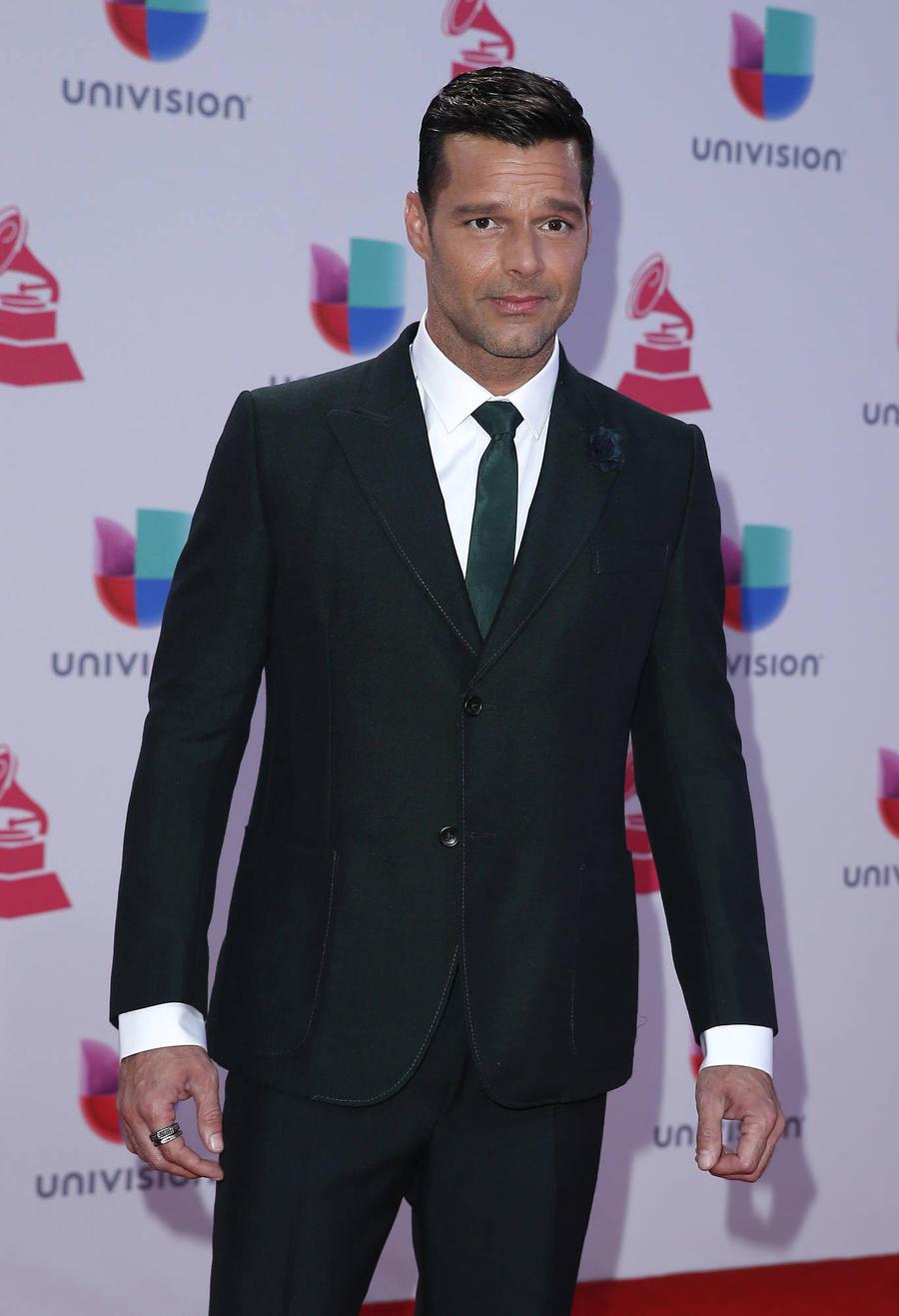 Ricky Martin Delays Mexico Concert