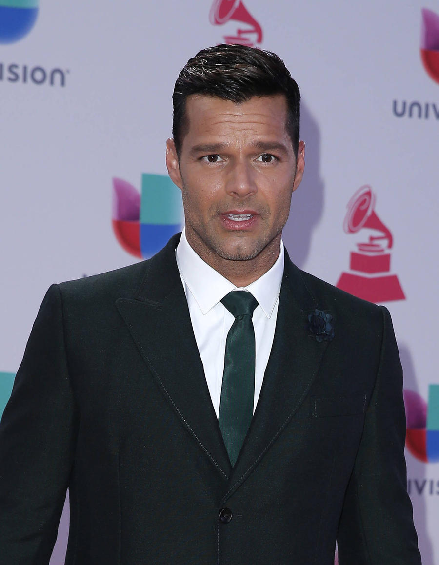 Ricky Martin Sued Over World Cup Song Again