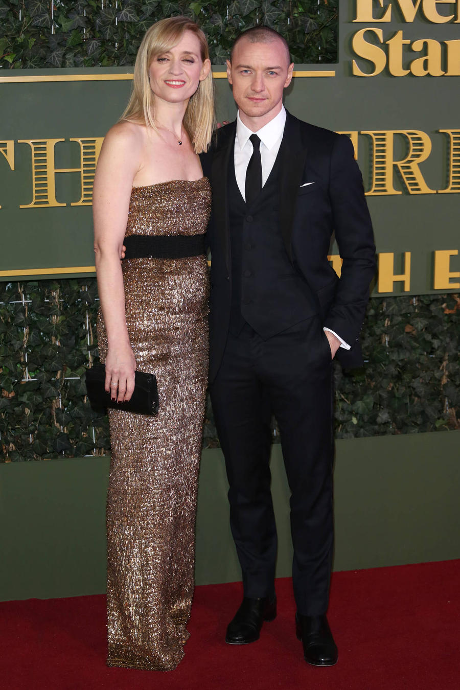 James Mcavoy 'Taking Inspiration From Gwyneth And Chris Split'