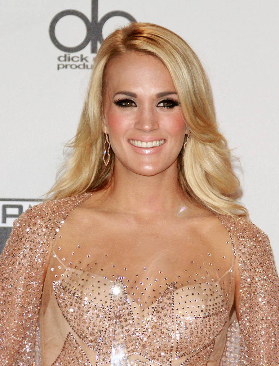 Carrie Underwood Went Undercover As Sporting Goods Store Employee