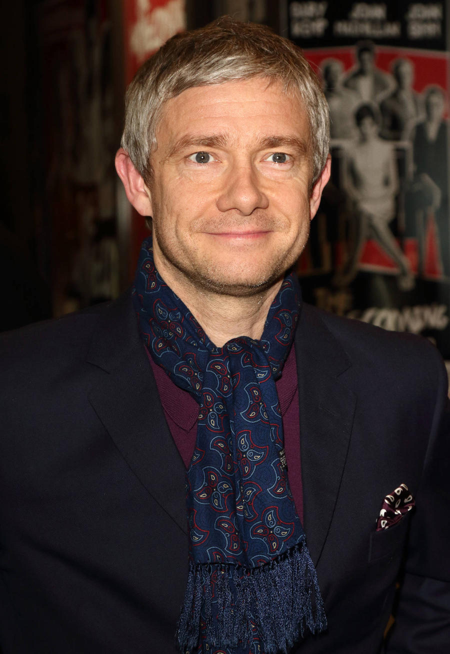 Martin Freeman Fronts New 'Eat Kind' Campaign For National Vegetarian Week