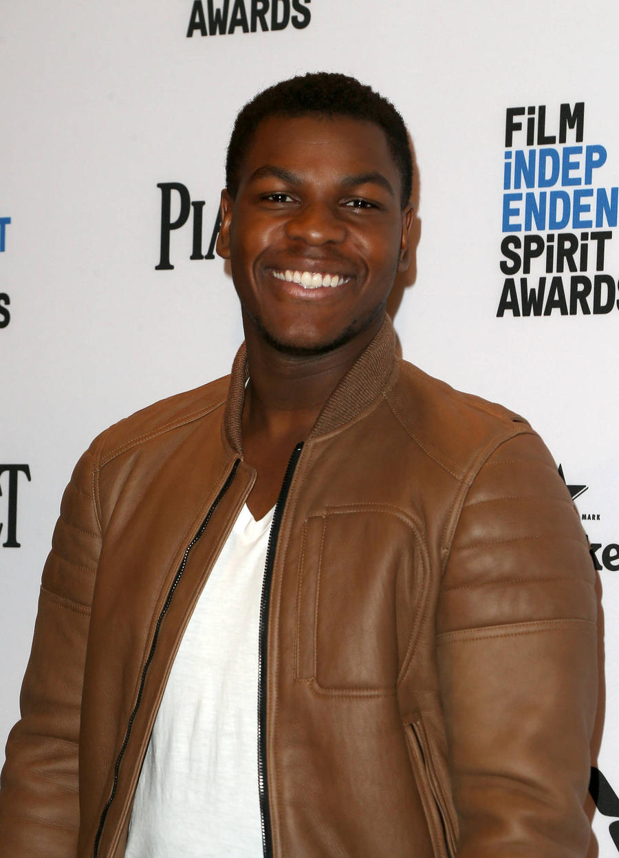 John Boyega Plotting Theatre Role