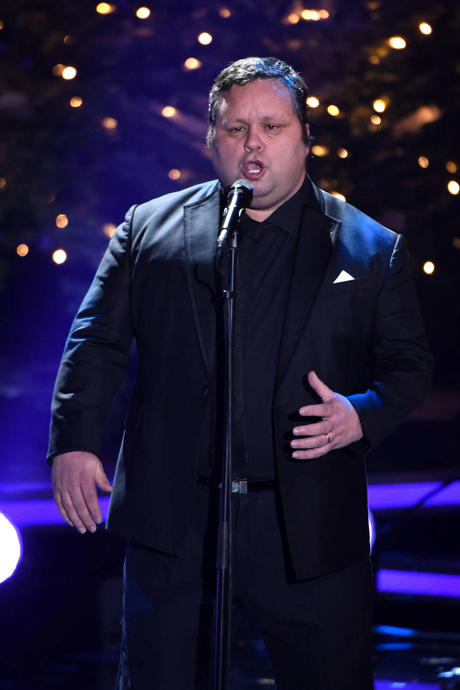 Paul Potts: 'I Never Have A Bodyguard... I Can't Stand That'
