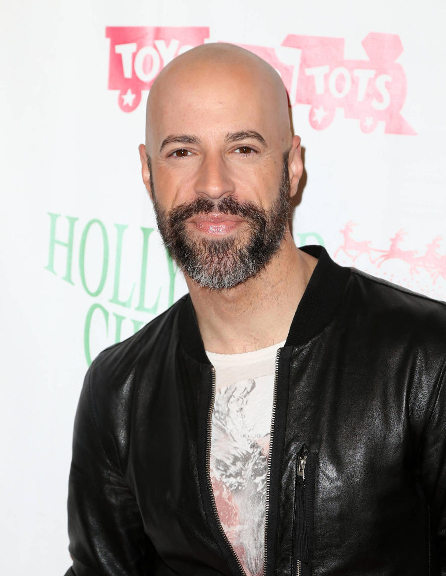 Chris Daughtry A Little Worried About His Safety On The Passion Set