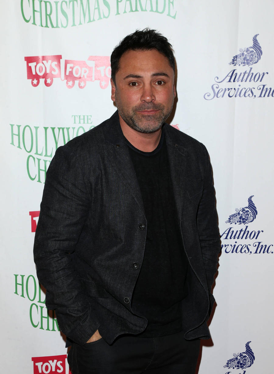 Oscar De La Hoya Arrested - Report