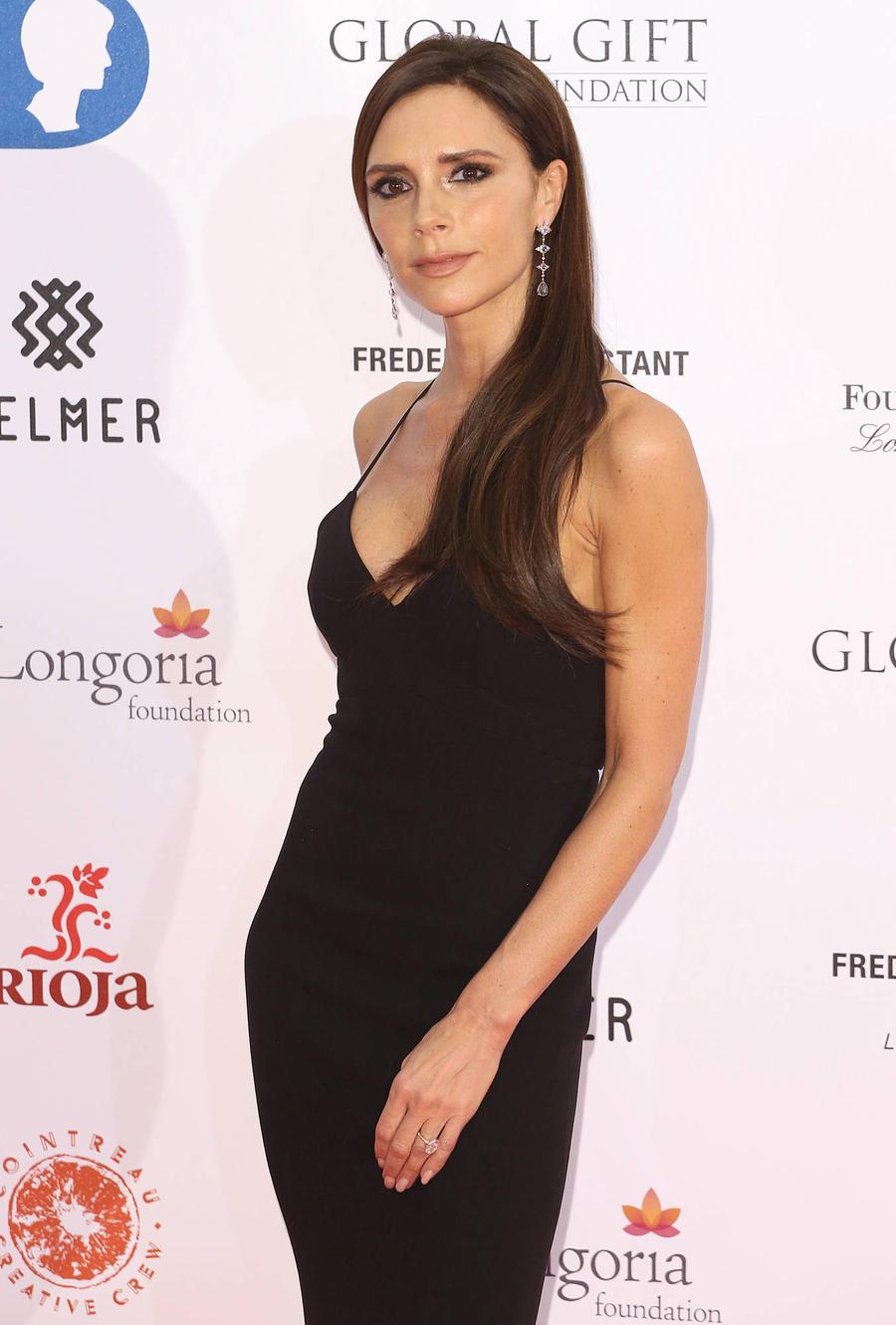 Victoria Beckham Creating Estee Lauder Makeup Line