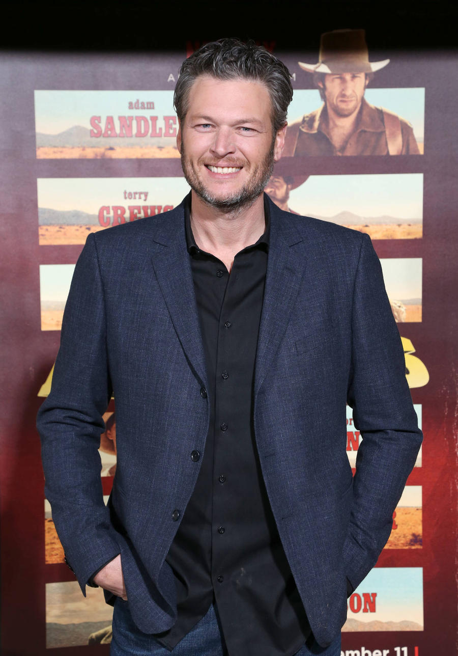 Blake Shelton Denies Allegations In Lawsuit Against Tabloid