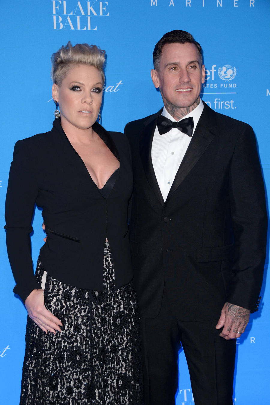 Pink And Her Husband Struggle To Make Time For Each Other