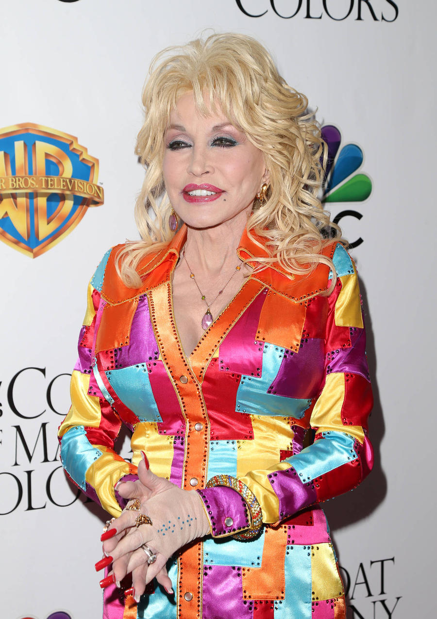 Dolly Parton: 'I'm Running Out Of Time To Get Everything Done'