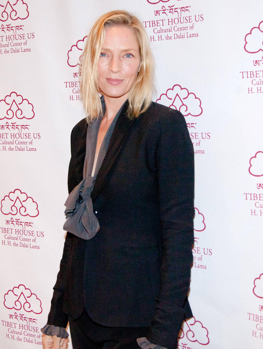 Uma Thurman Suing Disgraced Financial Adviser