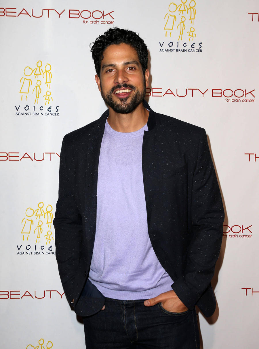 Adam Rodriguez Weds In Italy