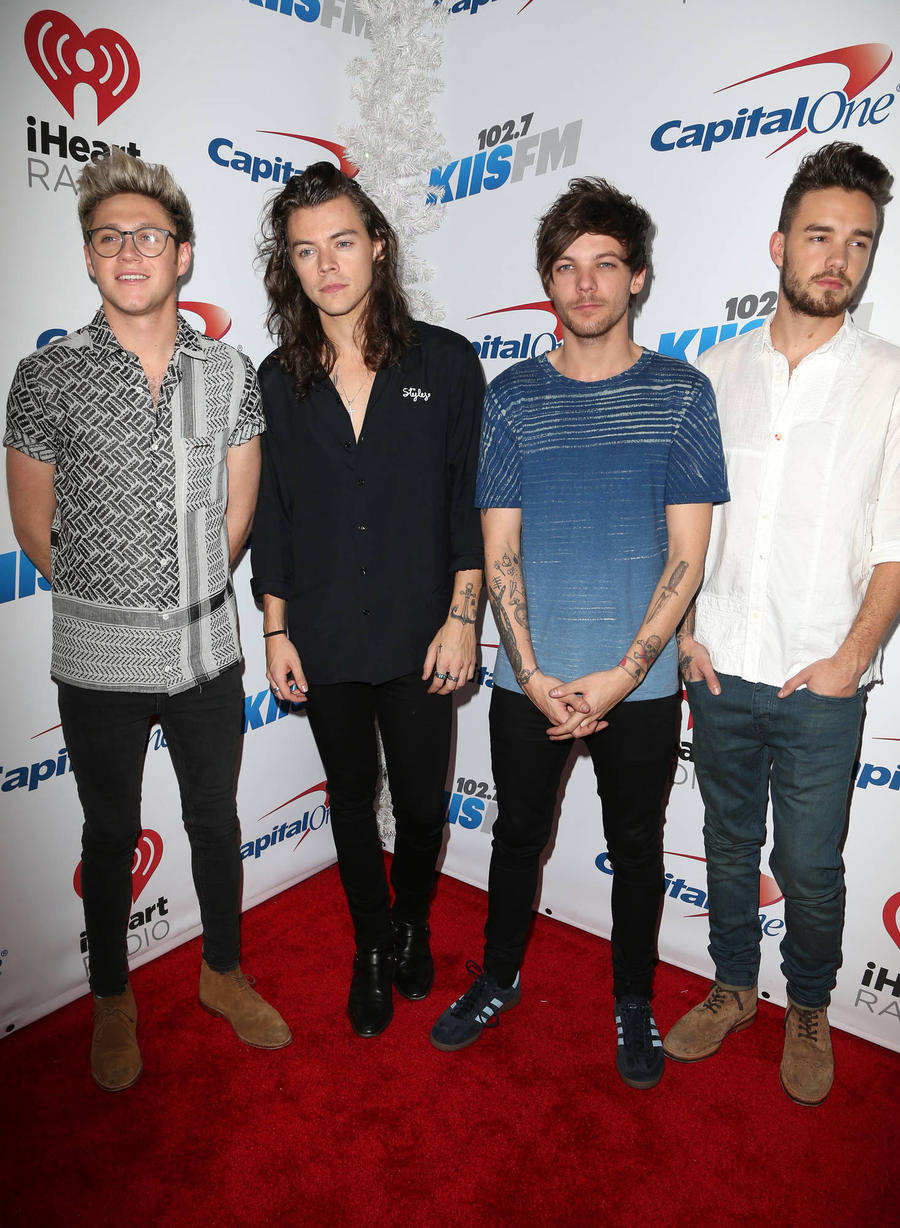 One Direction Named In Mystery Irish Court Case