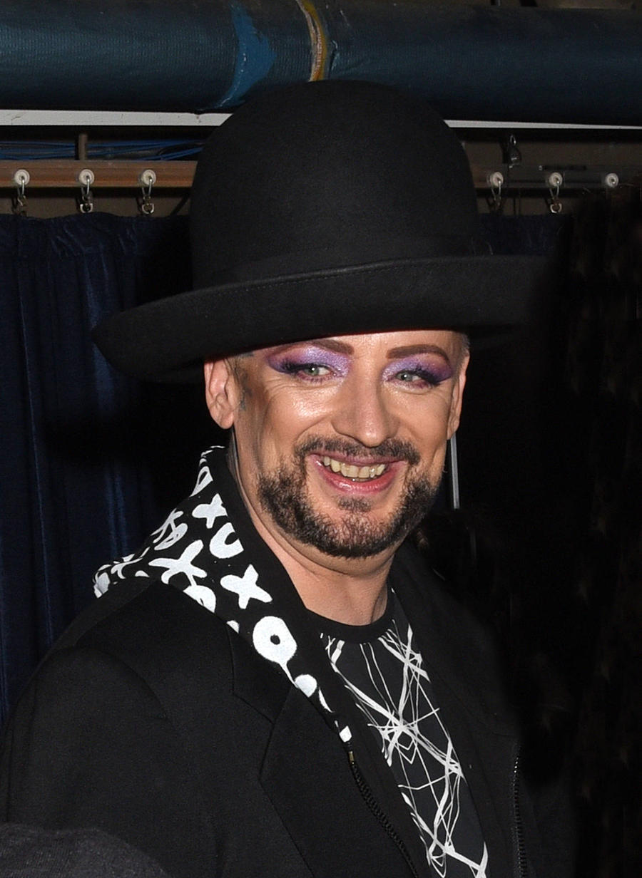 Boy George & Jon Lovitz Among Arnold Schwarzenegger's Celebrity Apprentice Superstars