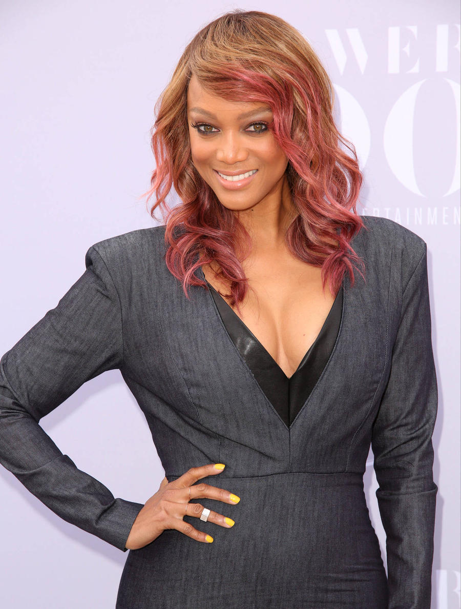 Tyra Banks Fronting Entrepreneur Competition Tv Series