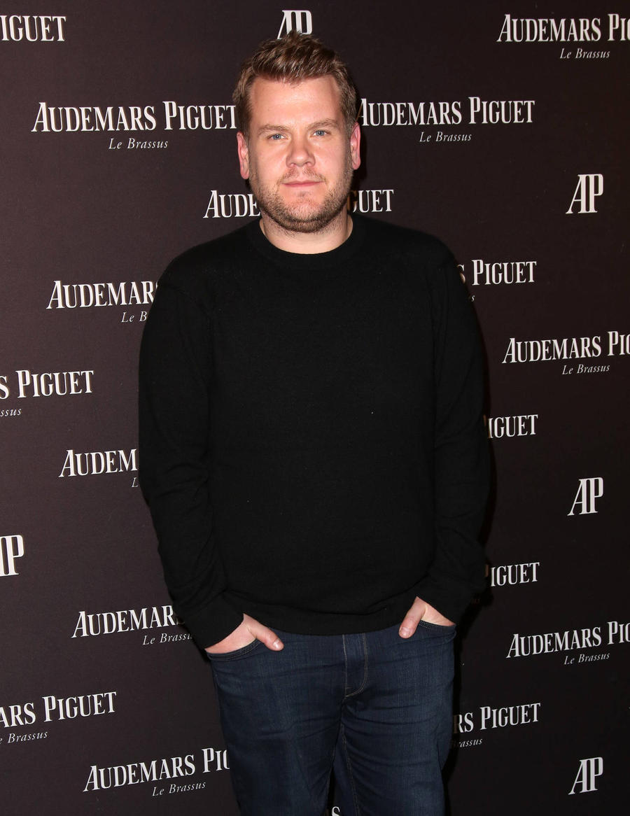 James Corden 'Terrified' Of Hosting Tonys