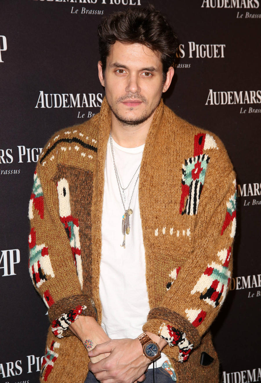 John Mayer Not Performing At Prince Tribute Concert