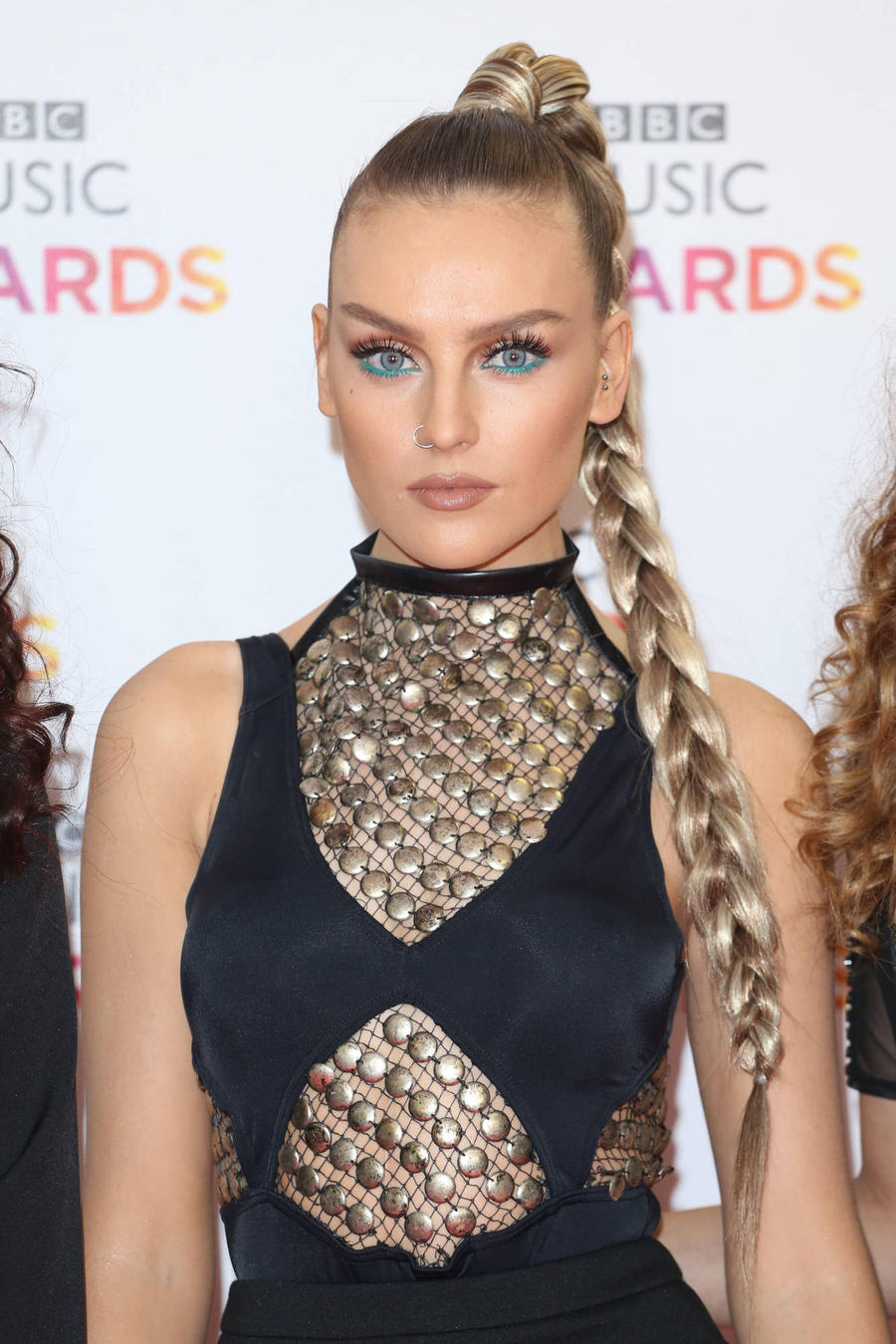 Perrie Edwards Supports Liam Payne And Cheryl Fernandez-versini Romance