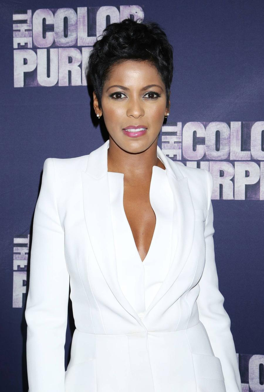 U.s. Tv Personality Tamron Hall Shaken Up By Best Friend Prince's Death