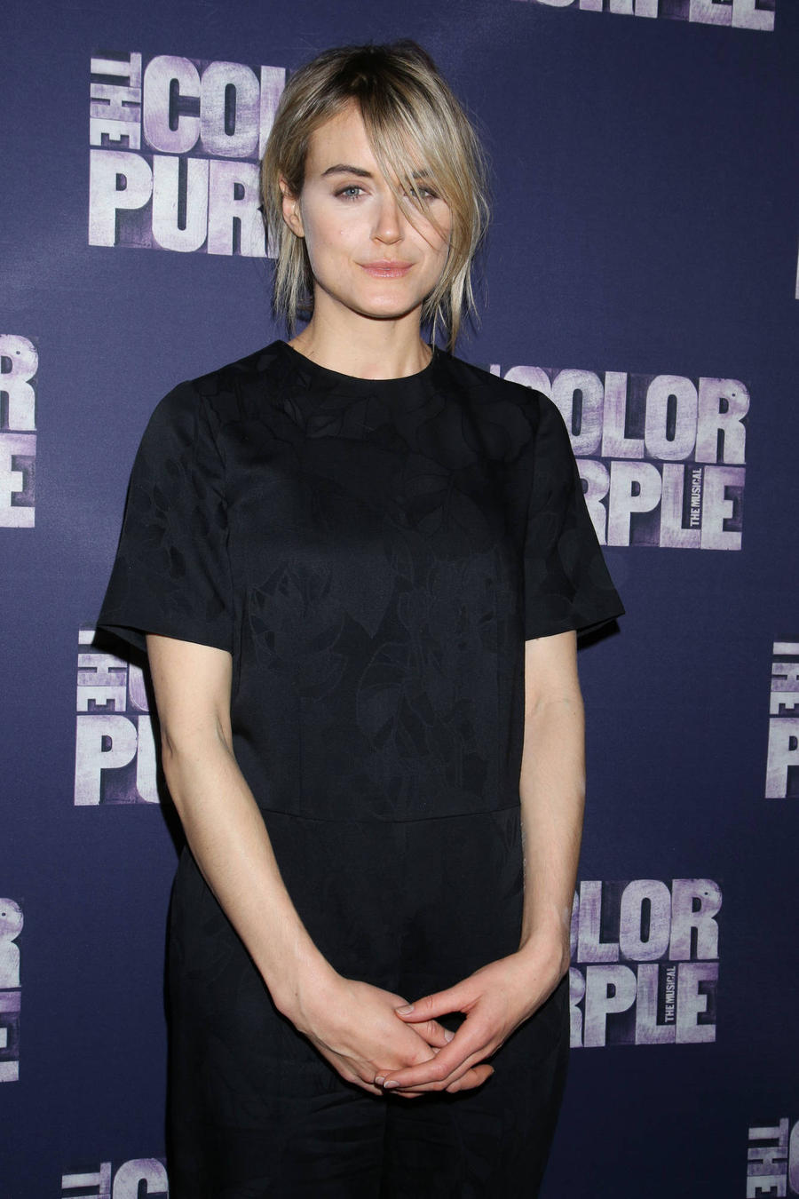 Taylor Schilling: 'Sex Scenes Are Pretty Easy Now'