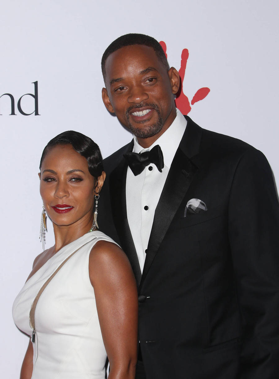 Will Smith: 'My Suicide Squad Look Rocks My Wife's World'