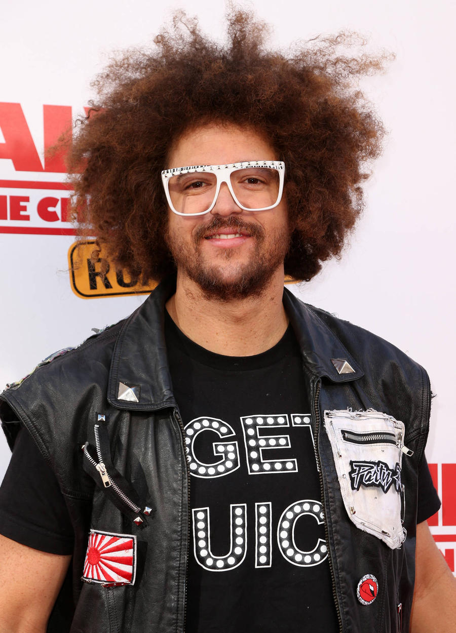 Redfoo Fulfils Dream Of Working With Stevie Wonder