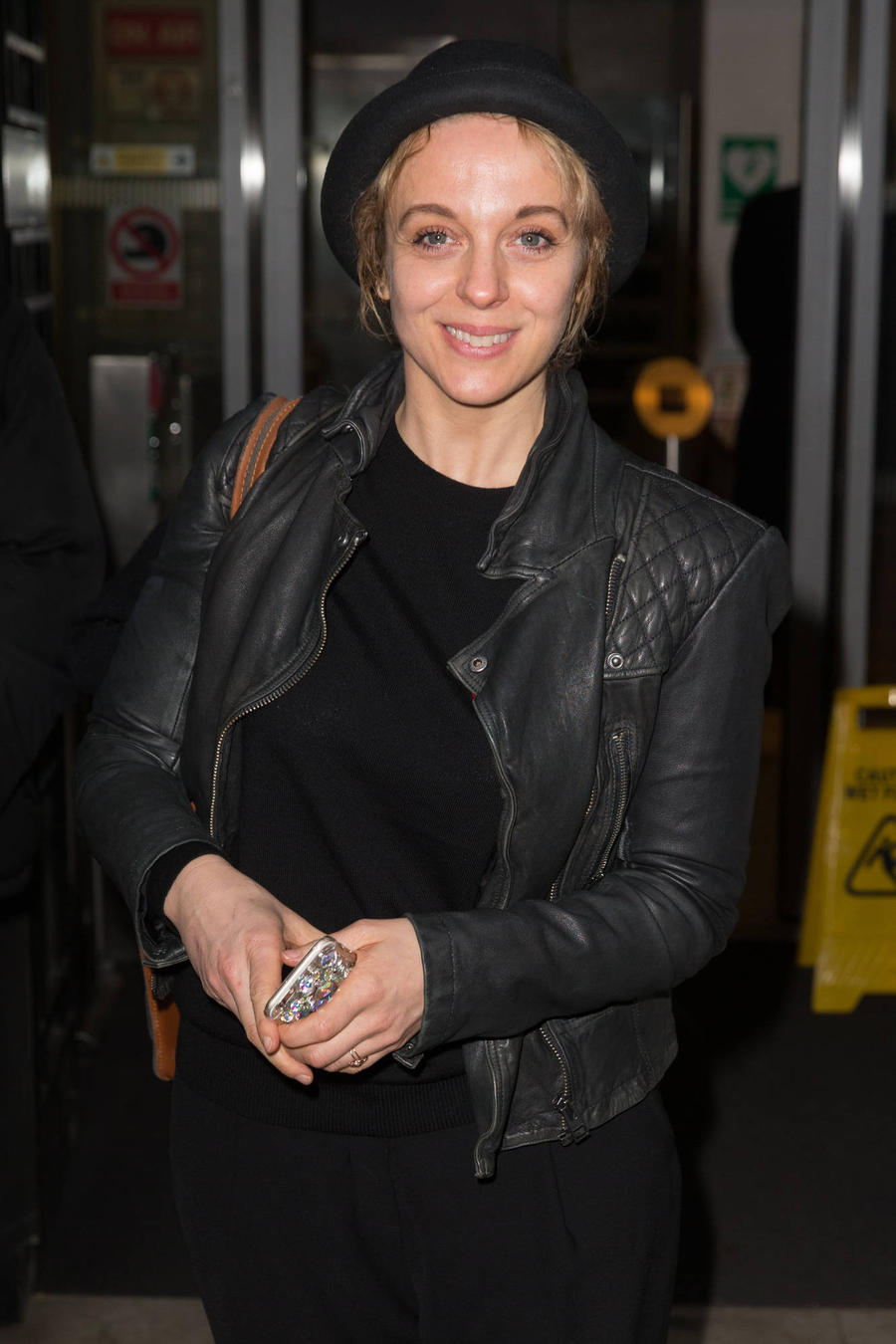 Amanda Abbington Fined Over Speeding Offences
