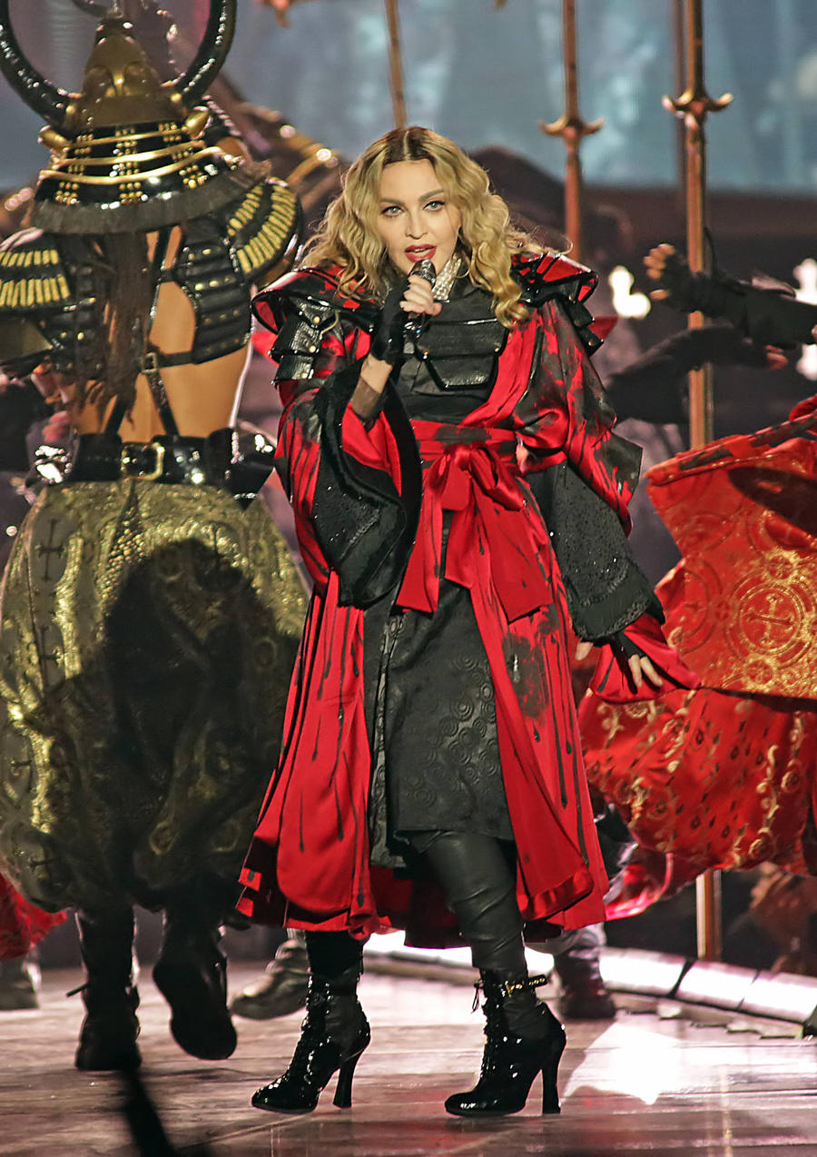 Madonna Wants To Settle Custody Battle