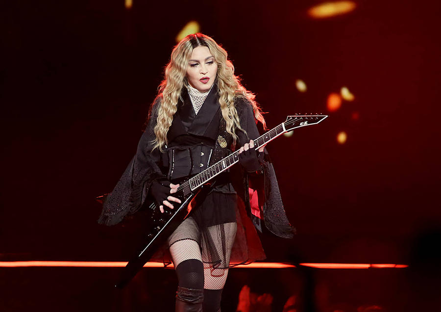 Madonna To Film Final Two Rebel Heart Shows